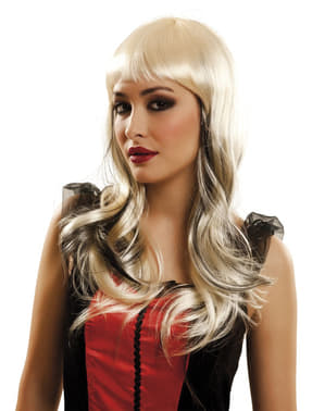 Blond Vampyr Parykk