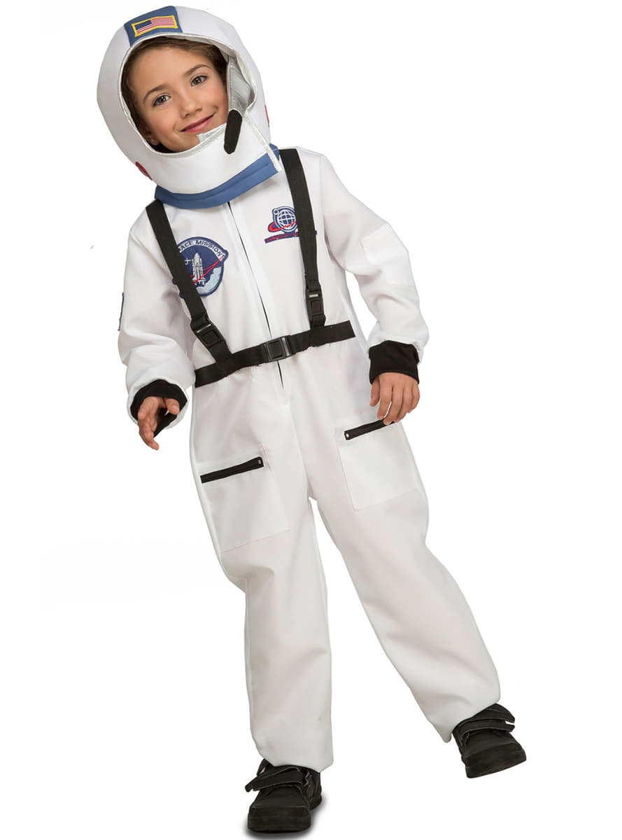 astronaut im all kost m f r kinder funidelia. Black Bedroom Furniture Sets. Home Design Ideas