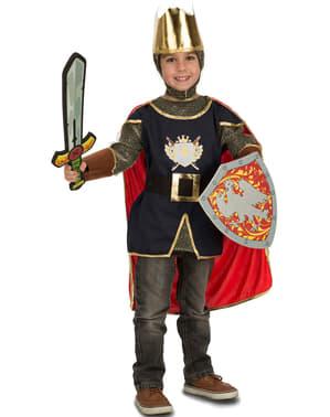 Kit de caballero medieval infantil