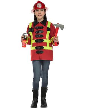 Kit de bombero infantil