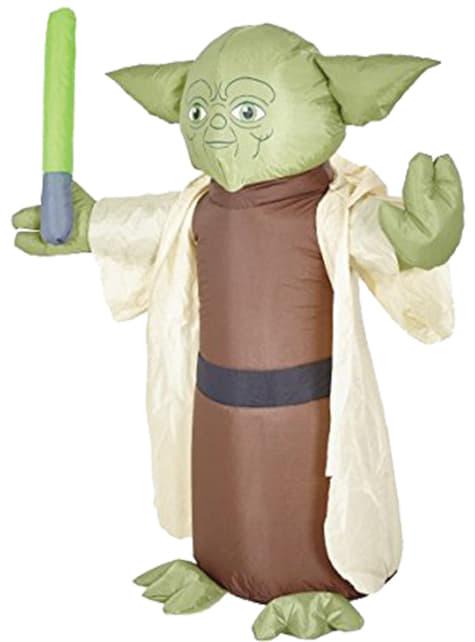 Figura hinchable de Yoda Star Wars