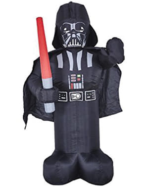 Statue gonflable Dark Vador Star Wars