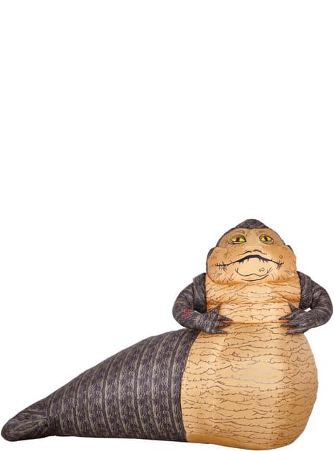 Figura insuflável de Jabba de Hutt Star Wars