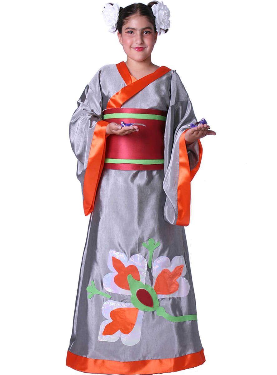 geisha kost m f r m dchen funidelia. Black Bedroom Furniture Sets. Home Design Ideas