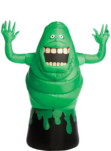 Figura insuflável de Slimer Os Caça-Fantasmas