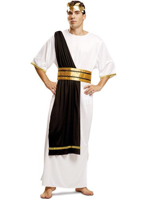 Disfraz de César justiciero para hombre