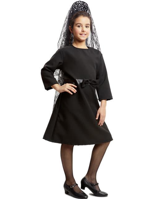 Girls Manola Costume