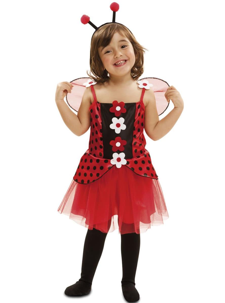 Disfraz de mariquita dulce para ni a funidelia - Disfraz de mariquita de nina ...