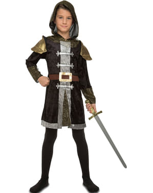 Лицар у лісовому костюмі для дитини