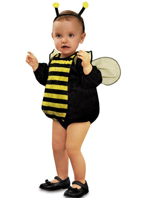 Bij kostuum voor baby