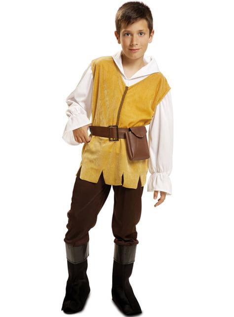 Chlapecký kostým středověký hostinský