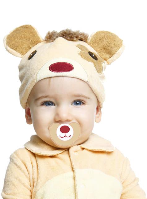 Disfraz de oso perezoso para bebé - bebe