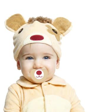 Kostium leniwy niedźwiadek dla niemowląt