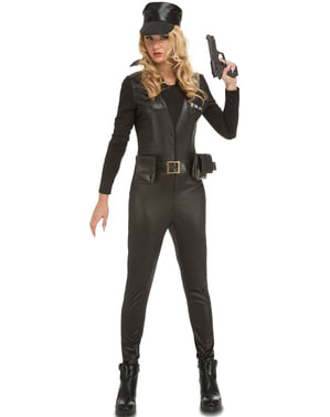 Kostium żołnierz SWAT damski