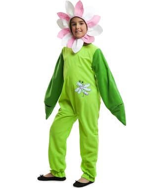 Costume da fiore del bosco per bambino