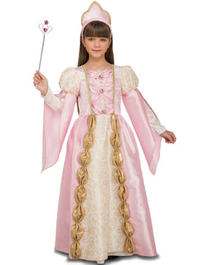 Baroque Era Costume for Girls