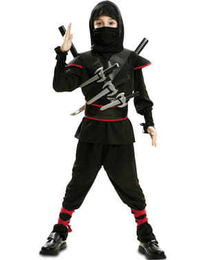 Ninja Costume for Boys
