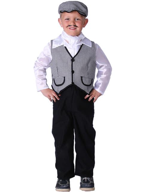 Kostrium tradycyjny madrycki dla chłopca