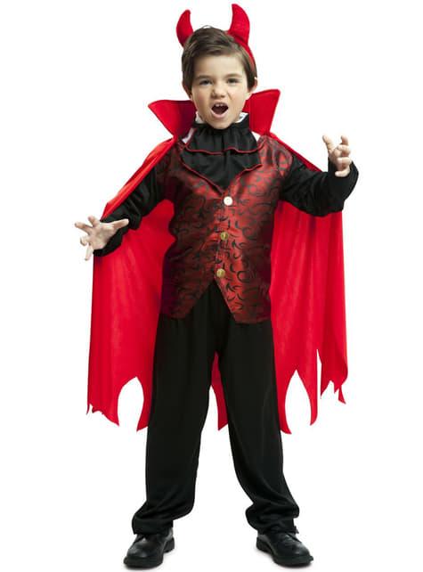Déguisement comte Dracula garçon