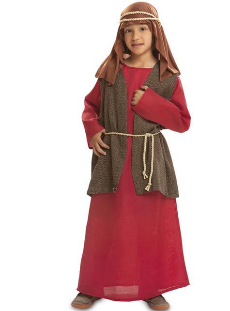Herbreeuws Jozef kostuum voor jongens