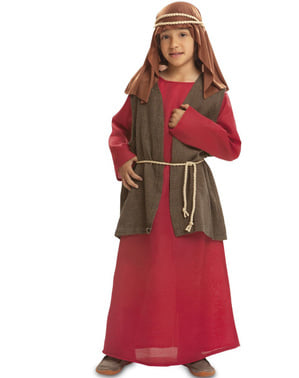 Хлопчик Джозеф з костюма Віфлеема