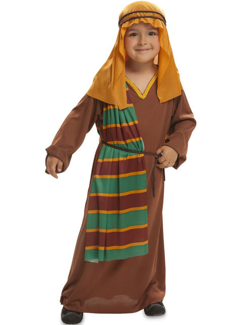 Fato de hebreu de Presépio para menino