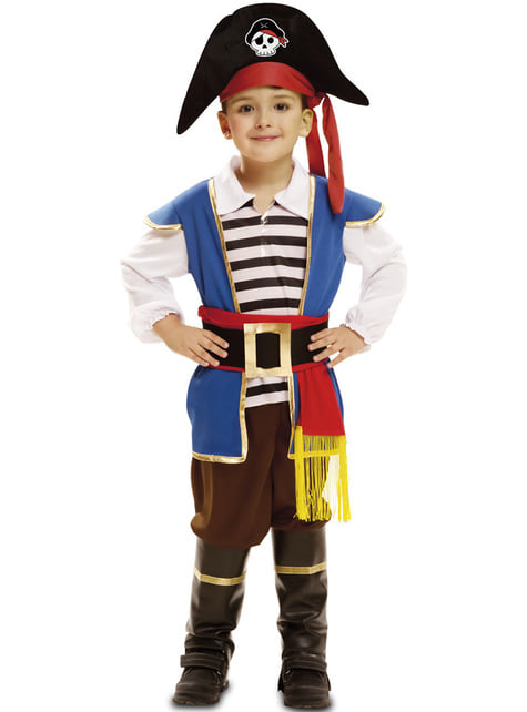 Pirate costume for boys - Jake of the Seas