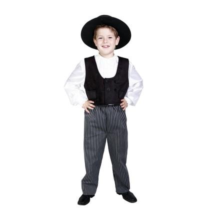 Disfraz de españa para niño