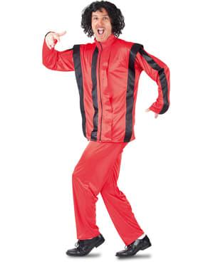 Мъжки костюм за поп зомби