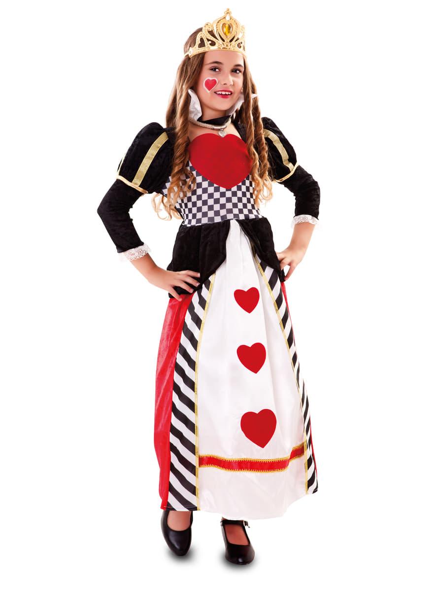 reina de corazones disfraz