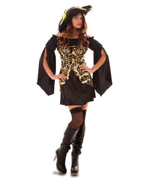Kadınların Göz Kamaştırıcı Korsan Kostümleri