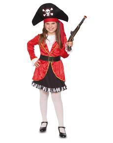 Pirátské kostýmy pro kluky i holky. Pirátské doplňky  ff698728d5a