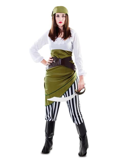 Ženski kostim pirata