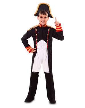 Napoleon The Conqueror Costume for Kids