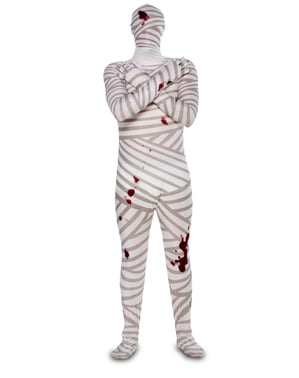 Yetişkin Kanlı Mumya Kostüm
