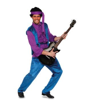 Disfraz músico Jimi para hombre