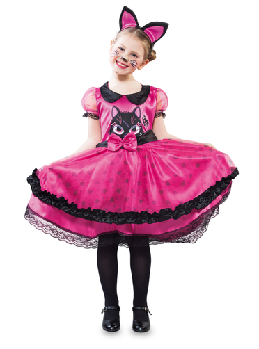 D guisement petite chatte fille funidelia - Deguisement petite fille ...