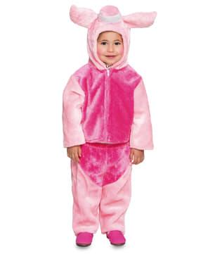 Fato de porquinho feliz para bebé