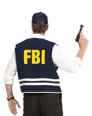FBI Kostüm Set für Erwachsene