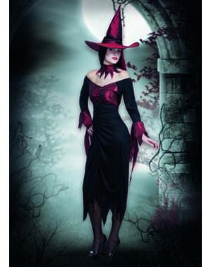 Женски костюм за зли вещици