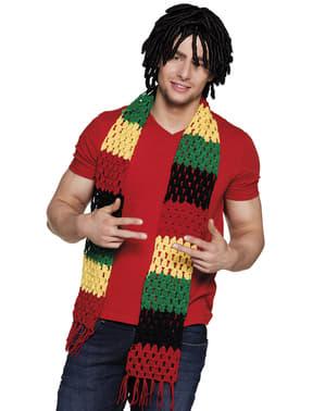 Sjaal jamaicaanse kleuren voor volwassenen