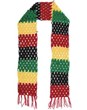 Eșarfă cu culori jamaicane pentru adult