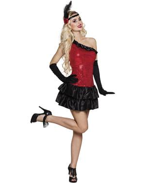 Moderne señorita kostume til kvinder