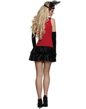 Disfraz de señorita a la moda para mujer