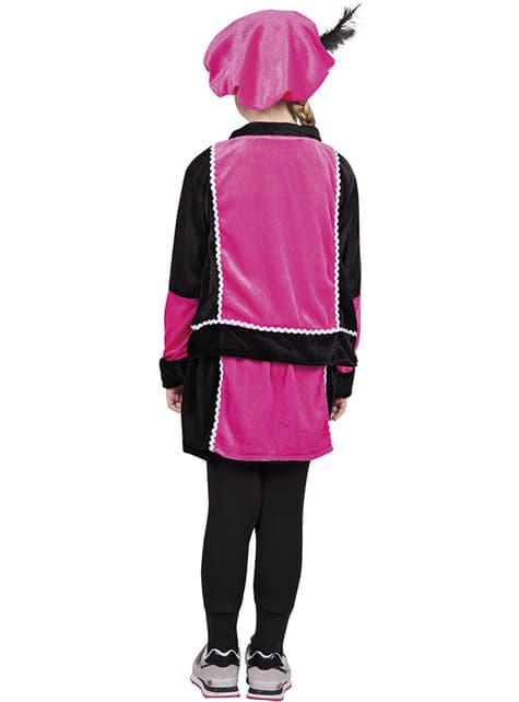 Saint Nicholas helper costume for Kids