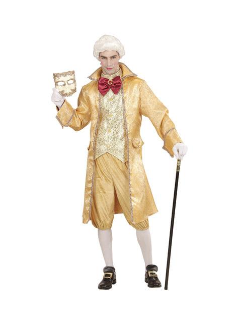 Déguisement marquis vénitien homme grande taille
