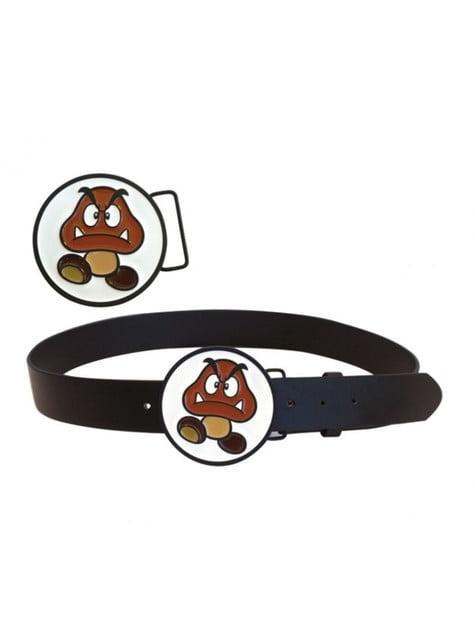 Cinturón de Goomba para adulto