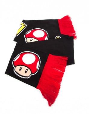 Mario Bros skjerf