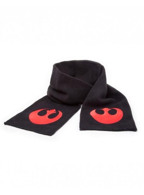 Bufanda de Alianza Rebelde Star Wars