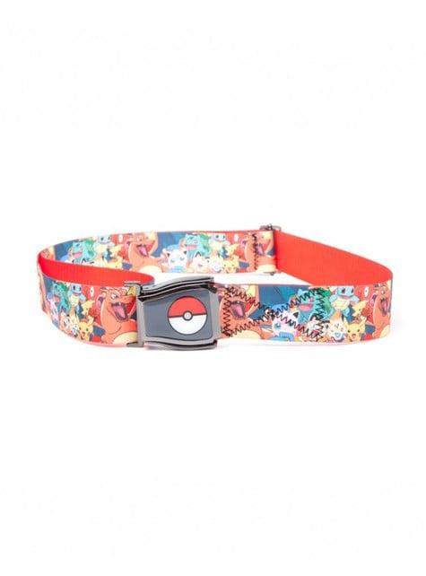 Cinturón de Pokémon para adulto